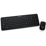 IOGEAR Quietus RF Desktop - Wireless Keyboard & Mouse Combo GKM553R