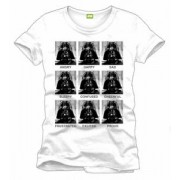 Star Wars - Darth Vader Emotions - tricou