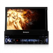auna DTA90 Autoradio 18cm Moniceiver 8000W max. DVD-Player USB-SD