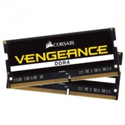 Memorie Corsair Vengeance SODIMM 16GB (2x8GB) DDR4 2400MHz CL16 1.2V, Dual Channel Kit, CMSX16GX4M2A2400C16