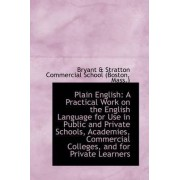 Plain English by Stratton Commercial School (Boston & Stratton Commercial School (Boston