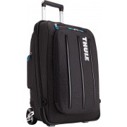 Thule Crossover Rolling Carry on 22 inch/55 cm Duffel Strolley Bag(Black)