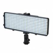 Hakutatz VL-320 LED - lampa video de camera cu 320 LED-uri