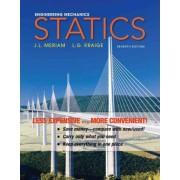 Engineering Mechanics: Statics by James L Meriam
