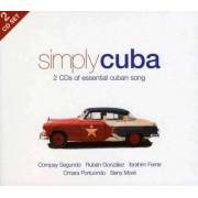 Artisti Diversi - Simply Cuba -2cd- (0698458020222) (2 CD)