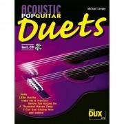 Edition Dux - Acoustic Pop Guitar Duets inkl. CD