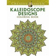 Creative Haven Kaleidoscope Designs Coloring Book by Lester Kubistal