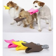 Museruola per cani a forma di becco di papera - Large
