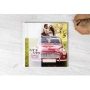 smartphoto Fotobuch XL Quadrat - Hardcover mit Foto