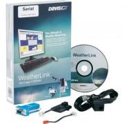 Vezeték nélküli adatgyűjtő adatlogger szoftverrel soros Davis Instruments Weather Link(R) (672562)