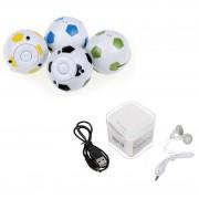 Reproductor MP3 clip balón en caja de regalo