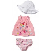 Zapf Creations Baby Born Fashion Collection Kledingset Roze
