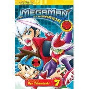 MegaMan NT Warrior: Volume 7 by Ryo Takamisaki
