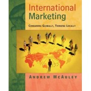 International Marketing by Andrew McAuley