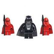 Darth Vader with 2 Imperial Royal Guards (Loose) Lego Star Wars Mini Figures