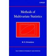 Methods of Multivariate Statistics by Muni S. Srivastava