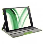 Carcasa LEITZ Complete Smart Grip, cu capac pentru iPad Air - verde