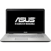 "Laptop ASUS N751JX-V2G-T7038D (Procesor Intel® Quad-Core™ i7-4720HQ (6M Cache, up to 3.60 GHz), Haswell, 17.3""FHD, 8GB, 750GB @7200rpm, nVidia GeForce GTX 950M@2GB, Tastatura iluminata)"