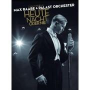 Max Raabe & Palast Orchestra - Heute Nacht Oder Nie (0693723789774) (3 DVD)