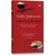 Sotia mea favorita - Tony Parsons