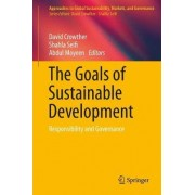 The Goals of Sustainable Development by Shahla Seifi