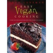 Easy Vegan Cooking by Leah Leneman