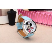 Mickey egér női/gyermek óra, kék szíj