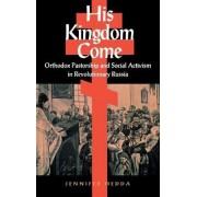 His Kingdom Come by Jennifer Hedda