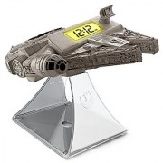 Star Wars-The Force Awakens Millennium Falcon Night Glow Alarm Clock