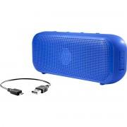 Hp S400 Caixa Multimídia Bluetooth 4w Rms Azul