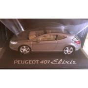Macheta Peugeot 407 Elixir, 1:43