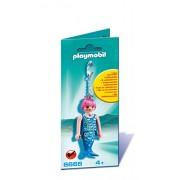 Playmobil Figures 6665 figura de juguete para niños - figuras de juguete para niños (Azul, Chica)