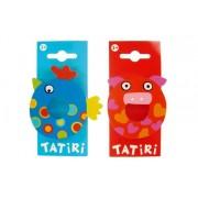 Tatiri houten letter O