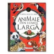 Animalele din lumea largă (Cartea mea de aur).
