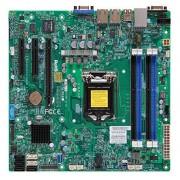 Supermicro X10SLL-F Intel C222 Express Socket H3 (LGA 1150) Micro ATX - cartes mères (DIMM, DDR3-SDRAM, 1GB, 2GB, 4GB, 8GB, 1GB, 2GB, 4GB, 8GB, Intel, Celeron, Core i3, Pentium, Xeon)