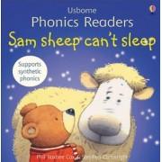 Sam Sheep Can't Sleep by Phil Roxbee Cox