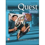 Quest Reading and Writing Intro Student Book by Pamela Hartmann