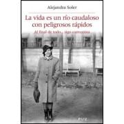 La vida es un río caudaloso con peligrosos rápidos by Alejandra Soler Gilabert