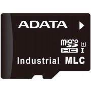 Card de memorie A-DATA IDU3A MLC, microSDHC, 16GB, -45 - +85
