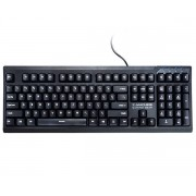 Tastatura Zalman ZM-K650WP PS/2 waterproof neagra