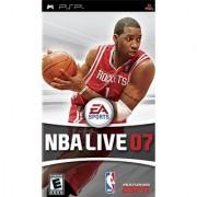 NBA Live 07 - Sony PSP