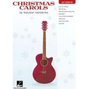 Christmas Carols 56 Holiday Favorites Easy Guitar Tab Bk by Hal Leonard Publishing Corporation