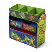 Delta Children Ninja Turtles Toy organizador