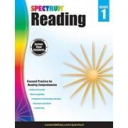 Spectrum Reading Workbook, Grade 1 by Spectrum