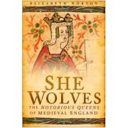 She Wolves by Elizabeth Norton