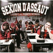Sexion D'Assaut - L'cole des points vitaux (0886976758127) (1 CD)
