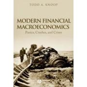 Modern Financial Macroeconomics by Todd A. Knoop