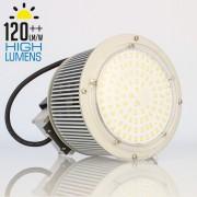 Campânula LED (High BAY) 70W SMD 6000K 8.680Lm Hi