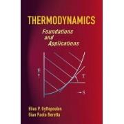 Thermodynamices by Elias P. Gyftopoulos