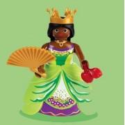 Playmobil Princesse Vert Eventail Et Pomme Série Prime Quick Magic Box